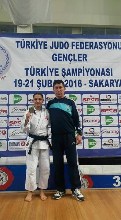 Judo'da bir Türkiye Şampiyonluğu daha...