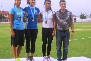 Osmangazili Atletten Türkiye Şampiyonluğu