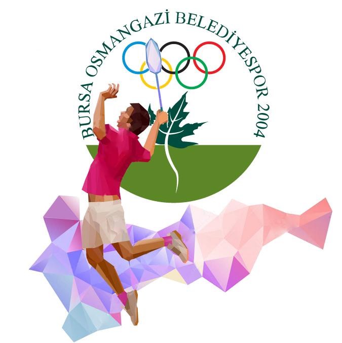 Badmintonda 15 yaş altı Türkiye Şampiyonası.