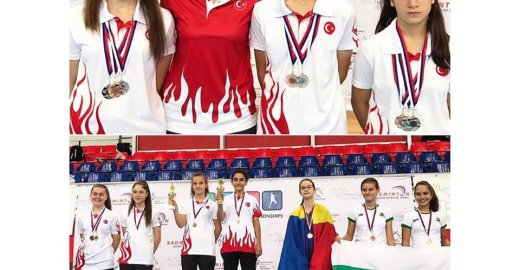 Osmangazi'li Badmintonculardan Çifte Başarı