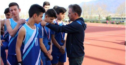 Osmangazi'li Atletler Başarıya Doymuyor