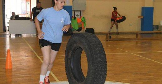 Bayan Hentbol Takımı, Hazırlık Turnuvasına Katılacak